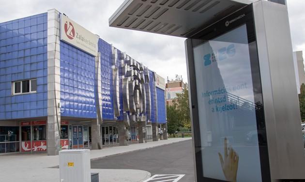 Digitális turisztikai beruházások Zalaegerszegen