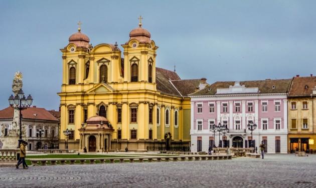 Veszprém mellett Temesvár és Elefszína is Európa Kulturális Fővárosa lesz