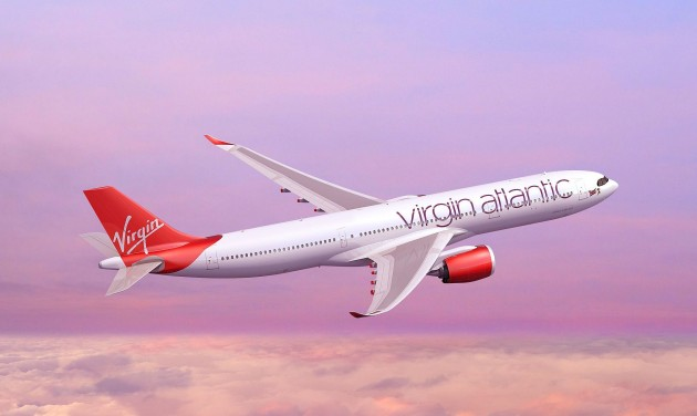 Budapestre is repülne a Virgin Atlantic