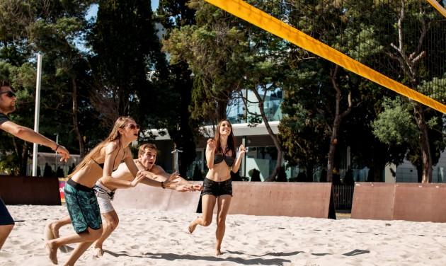 41 strand csatlakozott az idei Mozdulj Balaton! programsorozathoz