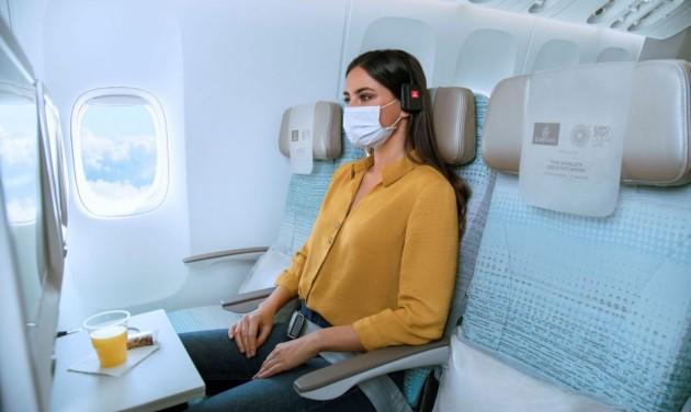 Már a szomszéd üléseket is lefoglalhatják az Emirates utazói