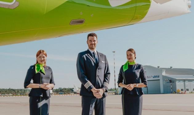 Megköveteli dolgozóitól az airBaltic a védőoltást