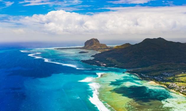 """""""Buboréknyaralással"""" nyit a turisták előtt Mauritius"""