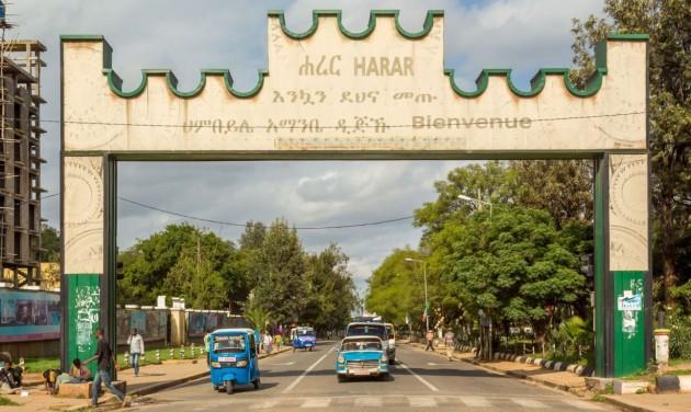 37,2 millió dollárt költöttek tavaly a kínai turisták Etiópiában