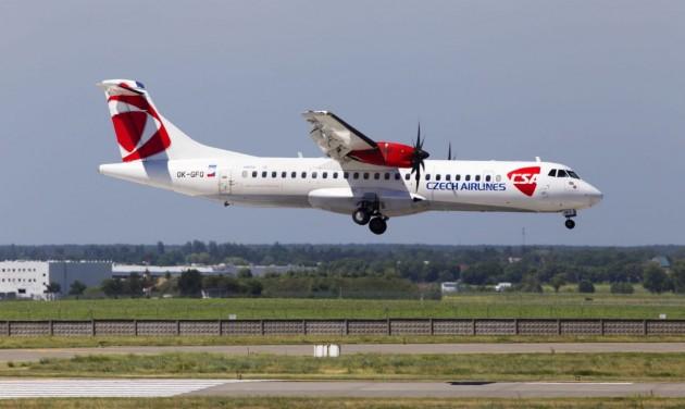 Súlyos gondok a cseh légitársaságnál