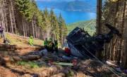 Lezuhant egy felvonó Észak-Olaszországban, tizennégyen meghaltak