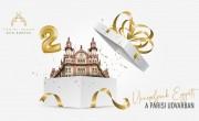 Kedvezményekkel ünnepli második születésnapját a Párisi Udvar Hotel Budapest