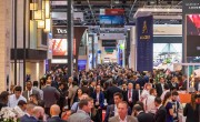 Hungary's chimney cake attracts visitors at ATM 2019 in Dubai