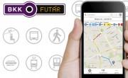 Megújul a BKK Futár utazástervező alkalmazás