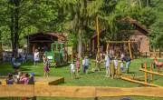 Birtokba vehették a gyerekek a Garadna Grundot