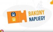 Már kapható a MÁV-Volán-csoport Bakony napijegye
