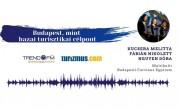 Budapest, mint hazai turisztikai célpont – podcast