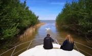 Nyaralóhajózás a Tisza-tavon új tájétteremmel és rétesezéssel
