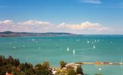 Idén 39. alkalommal rendezik meg a Balaton-átúszást
