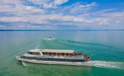 Rekordokkal zárt a 175. jubileumi hajózási főidény a Balatonon