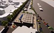 Ilyen turistabusz-parkolót tervez a budai Várnál az I. kerület