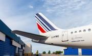 Így festették le az Air France első Airbus A220-asát