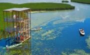 A Bölömbika-kilátó és a Szelcepuszta turistaszálló lett az év kedvence