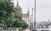 Duna-parti sétányt alakítanak ki a Margit híd és a Parlament között