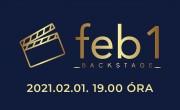 Legyünk együtt február 1-jén este!