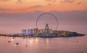 A világ legnagyobb óriáskerekét avatják fel októberben Dubajban
