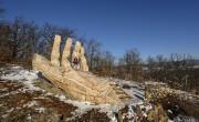 Óriás tenyere, a sors keze? – különleges kilátó épült Felsőtoldon