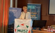 Molnár Juditot újraválasztották a MUISZ elnökének