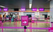 Hosszabb reptéri becsekkolásra figyelmeztet a Wizz Air
