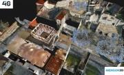 Virtuális sétán járható be a visegrádi királyi palota