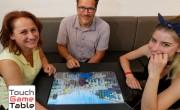 Balaton – Touchgametable mellett hűsöl a vendég
