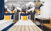 Continental Group opens new 121-room hotel in Budapest