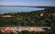 Több mint hatszázezren utaztak vonattal a Balatonhoz a szezon első hónapjában