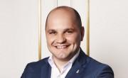 Theofilos Lakkas a Matild Palace Budapest F&B igazgatója