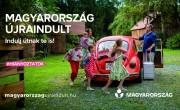 Magyarország újraindult! – kampány a belföldi turizmusért
