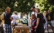 Vasárnaptól kéthetente piacot rendeznek Veszprém belvárosában