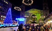 Budapest 2nd hottest Chistmas spot in EU for long-haul visitors
