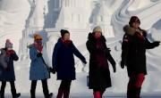 Ilyen az éves hó- és jégfesztivál Harbinban