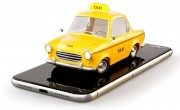 One in four customers use mobile apps to call a taxi in Budapest