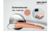 ASSA ABLOY Global Solutions - Antibakteriális kilincsek