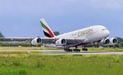 A téli menetrendben sűríti dél-afrikai járatait az Emirates