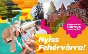 Új kedvezménykártyával várja Székesfehérvár a turistákat