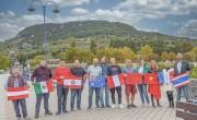 Világok konyhája hétvége a badacsonyi Gasztrohegyen