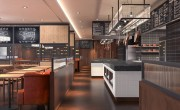 Marriott brings in new chefs at redesigned restaurant