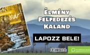 Megjelent a Magyarország vár magazin októberi száma