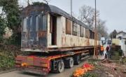 A Közlekedési Múzeumba kerül Horthy Miklós egykori étkezőkocsija