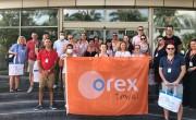 Antalyába vitte partnereit az Orex Travel