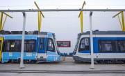 A harmadik tram-train is elindult Magyarországra