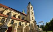 Zarándokhelyeket utazhatunk be virtuálisan a Belvárosi Főplébánia-templomban