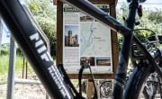 Dunakeszitől Újpestig tekerhetünk az új bringaúton