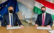 Együttműködési megállapodást írt alá a NÖF és az MTÜ